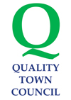 Quality Town Council logo